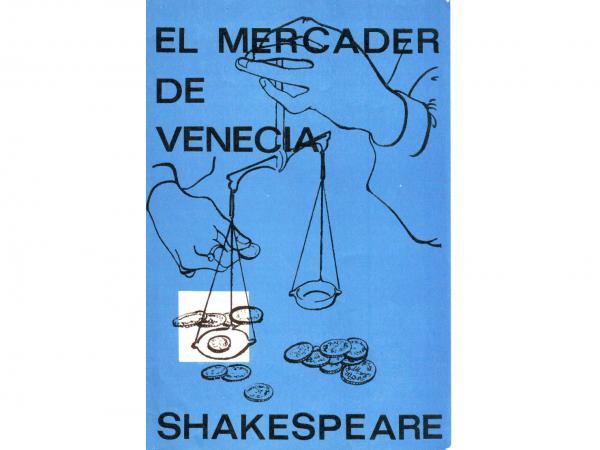El mercader de venecia comedia nacional for El mercader de venecia