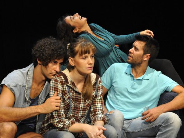 Leandro Íbero Núñez, Stefanie Neukirch, Roxana Blanco, Diego Arbelo